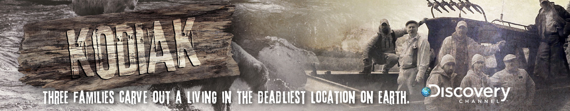 Three families carve out aliving in a deadliest location on earth.