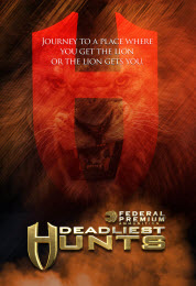 Federal Premium's Deadliest Hunts